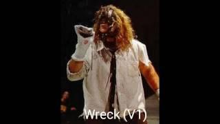 "WWE Mankind 3rd Theme ""Wreck (V1)"" (HQ)"