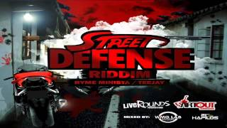 Street Defense Riddim version  [Instrumental]