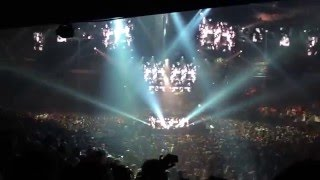 "Bassnectar live NYE360 2016 ""I Feel Good"" James Brown/Lil Wayne"
