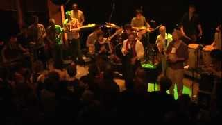 Freestyle Patrice Kalla & Hot Club Afrobeat Orchestra // Sorrow Tears & Blood