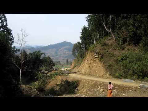 Tree cutting in Nepal
