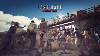Last Hope Sniper - Zombie War Launch Trailer