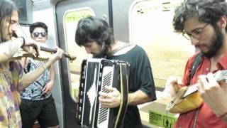 Bubamara - Goran Bregovic - Músicos Metro Santiago
