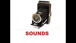 Old Movie Camera Sound Effects All Sounds