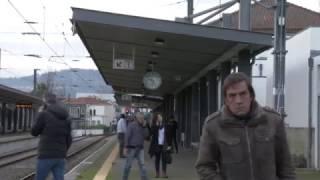 Rádio Vizela | Homem de 81 anos suicidou-se na linha de comboio em Vizela