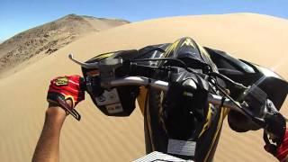 yfz 450 desierto de atacama Duna ''la gloria'' piloto : rodrigo jacob varela (2013)
