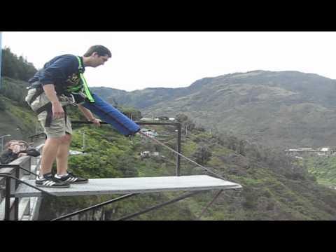 The Biggest BOOSH of 2011- bridge jump