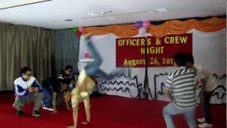 papa americano dance video of al cortez
