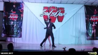 NOEMI & JAIME - Parejas Pro Am Salsa - SALSOAX 2017