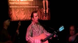 Weston James performs Jose Jack & Jim at Nashville's JC's Bullseye Lounge