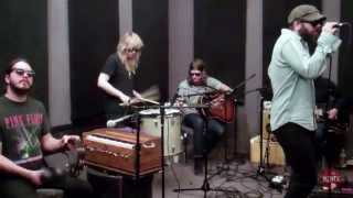 "The Black Angels ""The Day"" Live at KDHX 5/8/13"