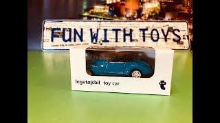 unbox tiger legetøjbil tigre volante Danimarca【macchina giocattolo】 03135+it