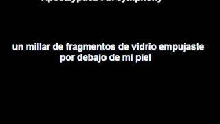 Apocalyptica - Broken Pieces Subtitulada En Español