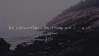 Rae Morris - Do you even know? (Lyrics on screen)