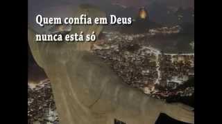 Quem Confia Em Deus Nunca Está Só- Letra e Musica de Maria de Fatima Oliveira !!!