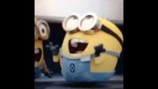 THAT FEELING BEFORE THE BEAT DROPS - MINION