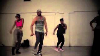 "Shavar Blackwood Choreography ""Tank - Dont Give Up"""