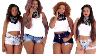 LIZHA JAMES - CHOCOLATE [OFFICIAL VIDEO]