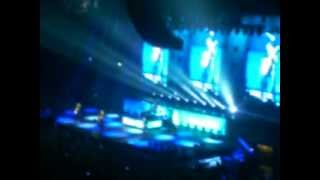 Nickelback - When We Stand Together // Live in Hamburg (19.9.12)