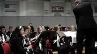 Redmond Junior High Symphonic Band - Espana Cani