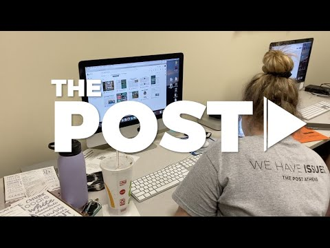 Want to learn more about Ohio University's award-winning newspaper? Get to know the different sections and 2020-2021 editors of The Post, as well as a virtual tour of the newsroom in this video.   Video by: The Post staff Editing by: Riley Runnells  Visit our website: https://www.thepostathens.com/  Find us on social media: Instagram: https://www.instagram.com/thepostathens/ Twitter: https://twitter.com/ThePost Facebook: https://www.facebook.com/ThePostAthens