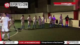 Ceremonia Final de la Champions Liga Latinoamericana 2017-2018