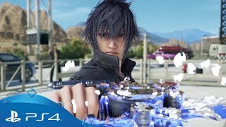 Tekken 7 | Noctis Release Announcement | PS4