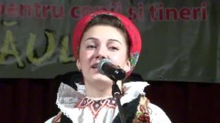 POPA BIANCA DIANA - Florile Ceahlaului, 2017
