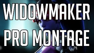 Overwatch - Pro Widowmaker Montage (ft. gods, buds, zombs) (short-tage)