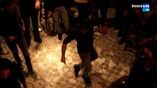Bozcaadalı İstirati Starenios'tan geleneksel Rum dansı