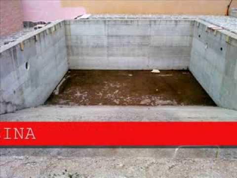 Come impermeabilizzare una piscina fai da te mania for Riparare piscina