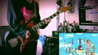小林さんちのメイドラゴンOP ギターで弾いてみた 青空のラプソディ