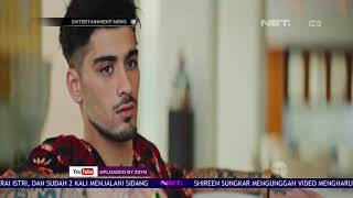 Zayn Malik Tertangkap Kamera Paparazzi Kunjungi Apa apartemen Gigi Hadid