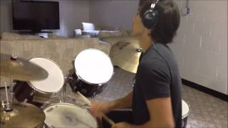 [REQUEST] One Reason by Fade Drum Cover (Deadman Wonderland Opening)