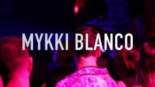 MYKKI BLANCO | Live en CHA CHA club #madrid #directo