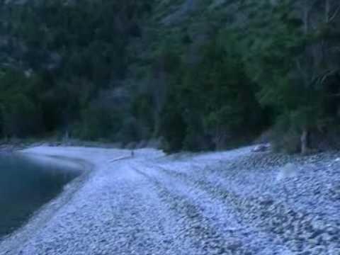 Viaje por Sudamerica di Giacomo Sanesi. P.N. Torres Del Paine (CIL). 01172 – lago nordenskjold 3