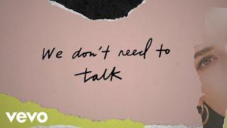 Liv Dawson - Talk (Lyric Video)