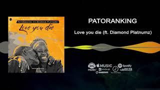 Patoranking ft Diamond Platnumz - Love You Die [Official Audio] | FreeMe TV