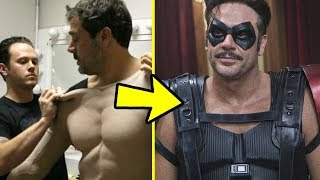 10 Actors Who Cheated Incredible Body Transformations For Movies