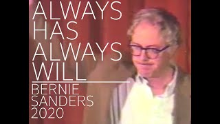 Bernie Sanders 2020 : Always Has & Always Will Stand With Us (feat. Fleetwood Mac : Keep Me There)