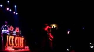 """Ice Cube """"F*ck Tha Police"""" live @ First Avenue"""