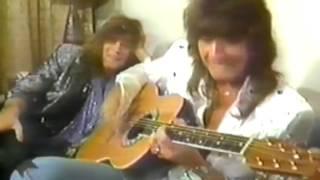 1986 Richie Sambora & Jon Bon Jovi
