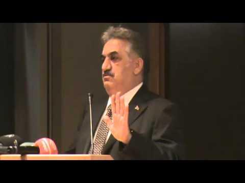Gümrük ve Tekel Bakanı Sayın; Hayati Yazıcı'nın 11.Vergi Kongresi Konuşması (2)