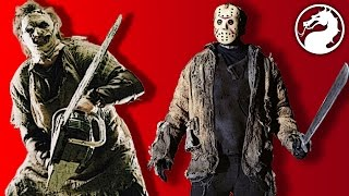 Leatherface vs. Jason - Mortal Kombat XL (Korku Gecesi) width=