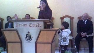 lidia assis e renan abner em ass de Deus pirapora do bom jesus