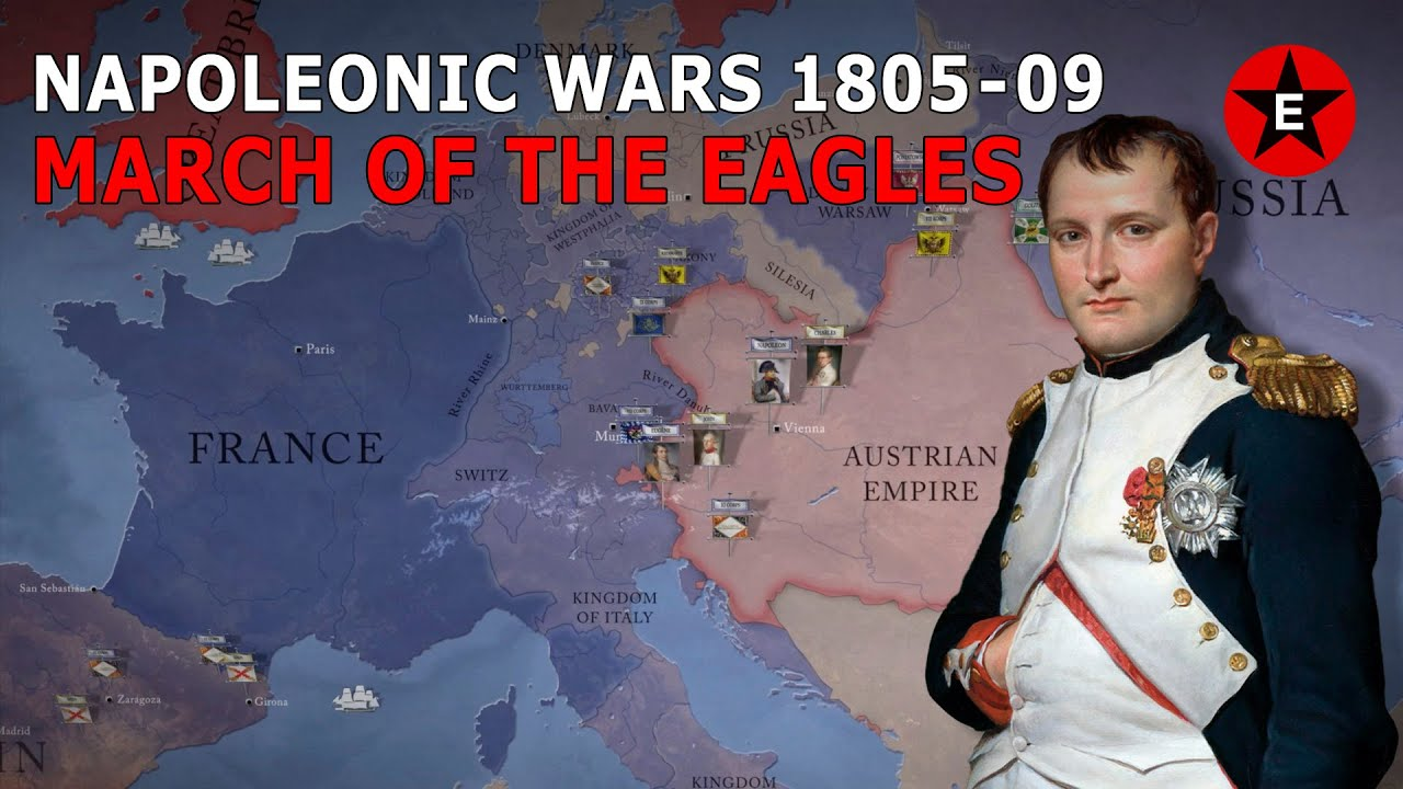 The Napoleonic Wars (1803 - 1815)
