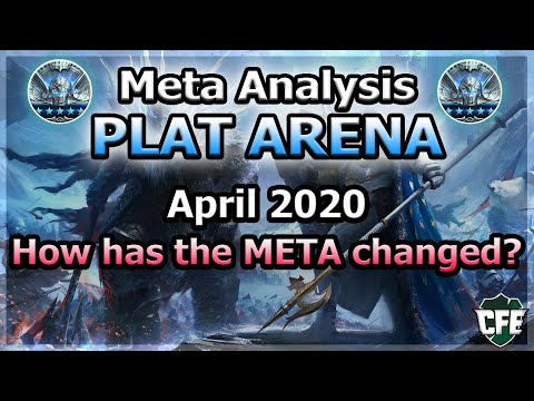 RAID Shadow Legends | Meta Analysis | PLAT ARENA APRIL 2020