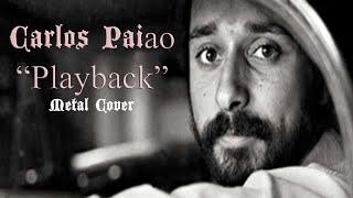Carlos Paião - Playback (Rodrigo Louraço cover)