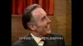 Christopher Lee (This Is Your Life) ~ Vincent Price