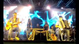 Cavalgada / Duas vezes você - Bruno e Marrone - Restinga (21/04/12)